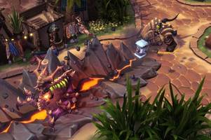 Blizzard's team brawler mashup Heroes of the Storm gets June 2 release date